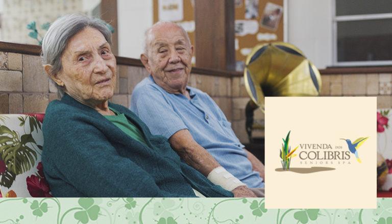 Casa de Repouso - Grupo Divina Vó - Vivenda dos Colibris