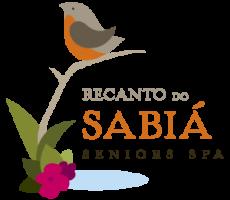 Logotipo Casa de Repouso - Recanto do Sabiá
